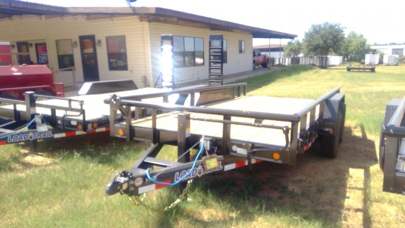 2020 Load Trail 83X16 Tandem Super Duty Utility Trailer
