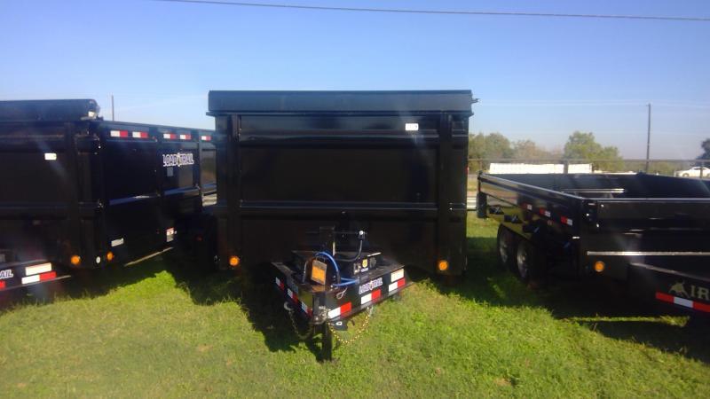 2020 Load Trail 83X14 Bumper Pull Dump Trailer
