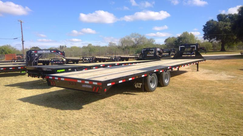 2020 Load Trail 102X34 Tandem Dual Flatbed Trailer