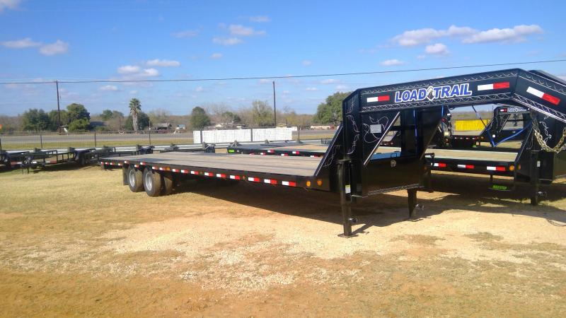 2020 Load Trail 102X34 Tandem Dual Flatbed Trailer