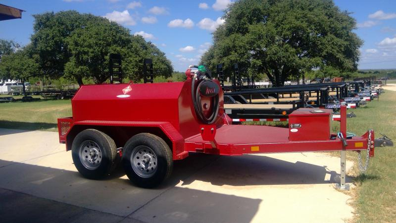 2019 BCI Trailers 500 Gal Fuel Tank Trailer