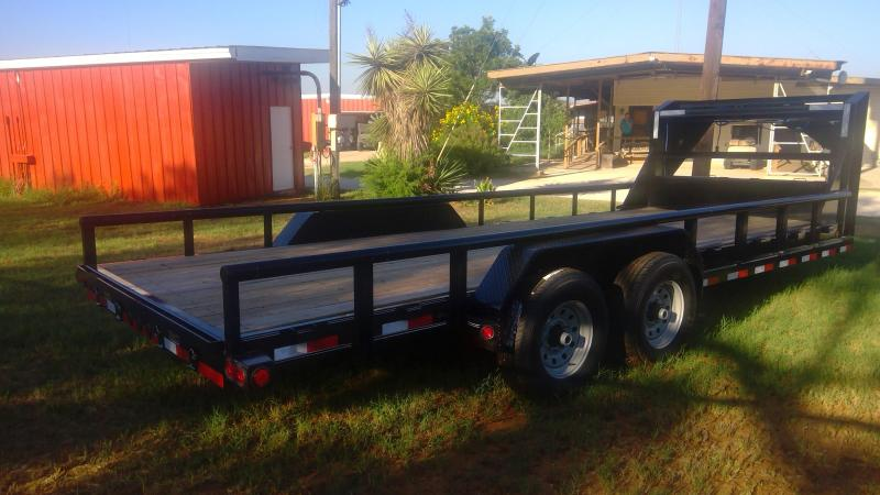 2019 Load Trail 83X20 Gooseneck Equipment Trailer