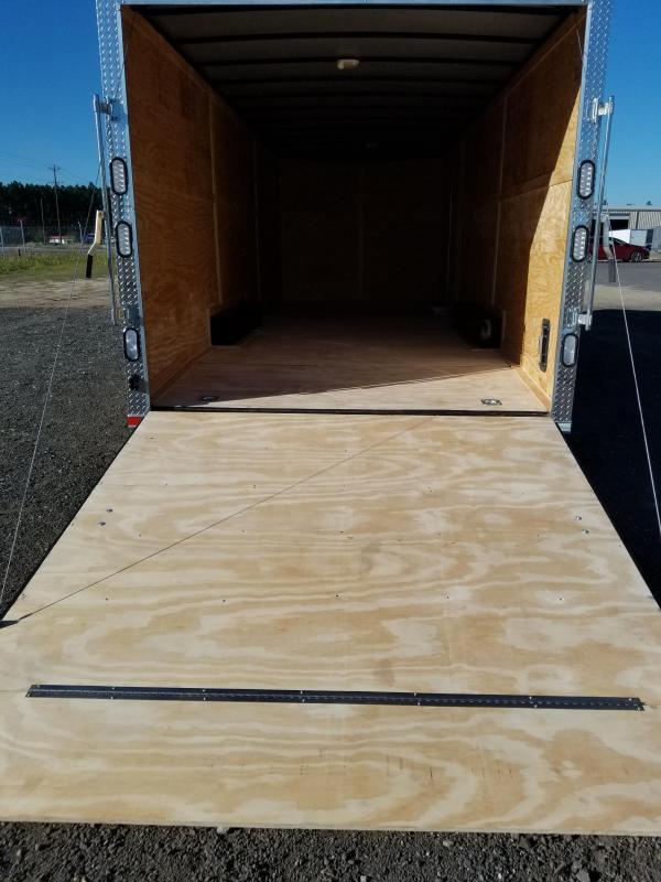 New Rock Solid Cargo 8.5x24TA Enclosed Cargo Trailer