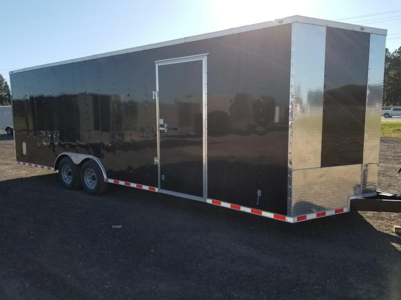 New Rock Solid Cargo 8.5x24TA Enclosed Cargo Trailer