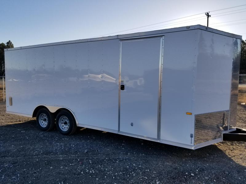 Rock Solid Cargo 8.5X20 Enclosed Cargo Trailer - In Stock