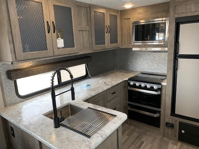 2020 Forest River Vibe Rear Kitchen 26 RK