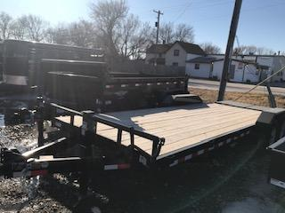 2019 H and H Trailer 82X18+4 IL SUPER DELUXE 14K