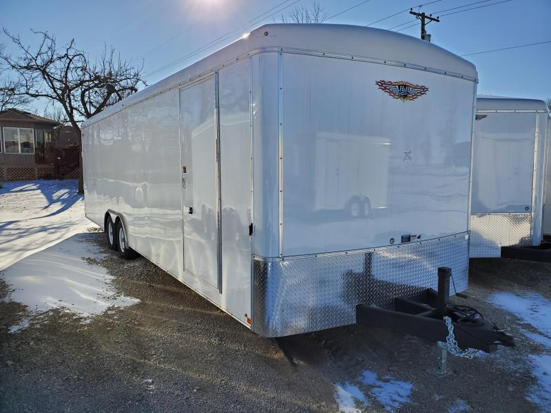 2020 H and H Trailer 101X28 HH R-TOP CARHAUL RNOSE 10K CARGO
