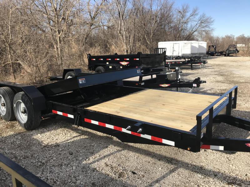 2020 H and H Trailer 16+6 GTL 16K