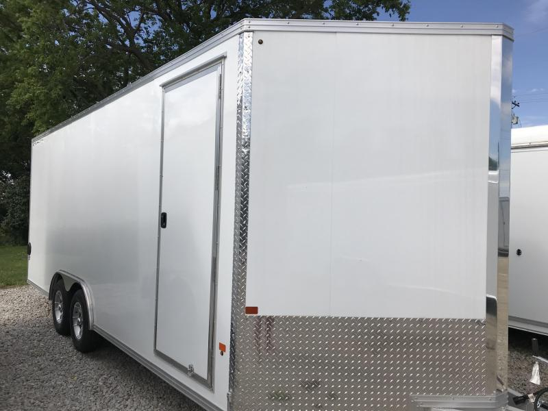 2019 Alcom-Stealth 8x20 Enclosed Cargo Trailer