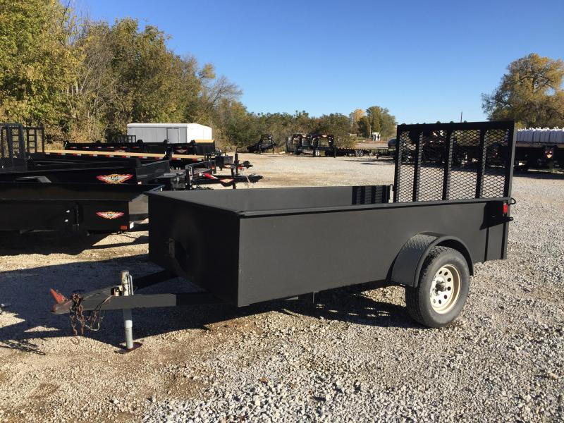 2005 H and H Trailer 5x10 Utility Trailer