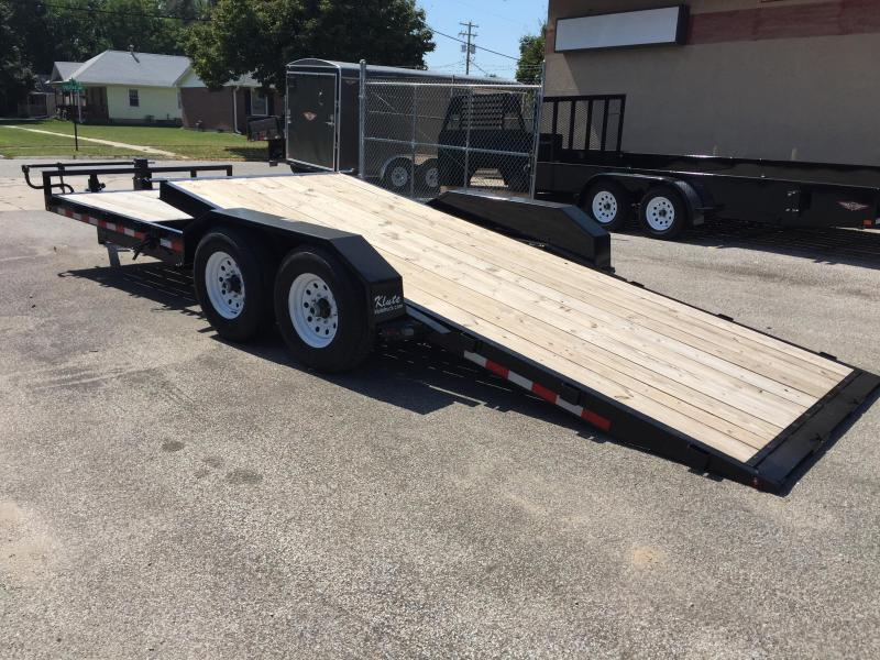 2019 H and H Trailer 16+6 GTL 14K