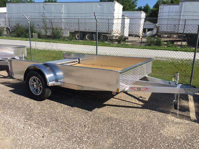 2019 H and H Trailer 8(76)X10 SOLIDSIDE ALUM 3K
