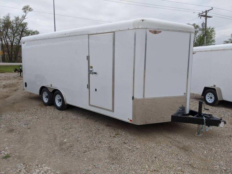 2020 H and H Trailer 101X20 HH R-TOP CARHAUL VNOSE 10K CARGO