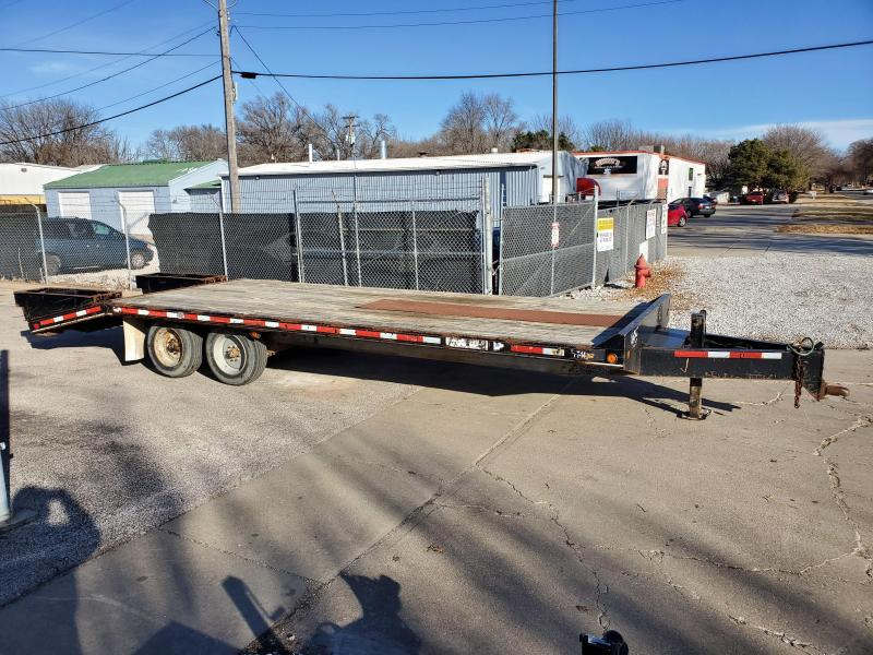 2005 Felling Trailers FT-14 Heavy Equipment Trailer