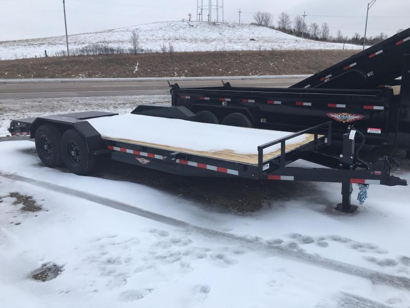 2020 H and H Trailer 82X16+4 IL SUPER DELUXE 14K