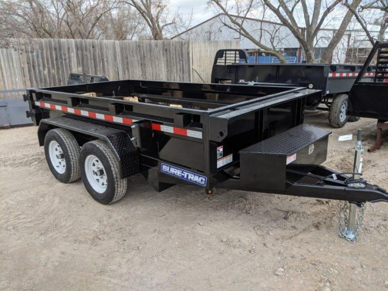 2020 Sure-Trac 5 X 10 7K Low Profile Homeowner Dump Trailer