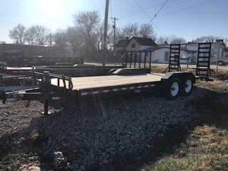 2019 H and H Trailer 82X20+2 IL 14K