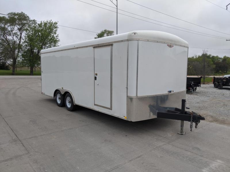 2019 H and H Trailer 101X20 Enclosed Cargo Trailer