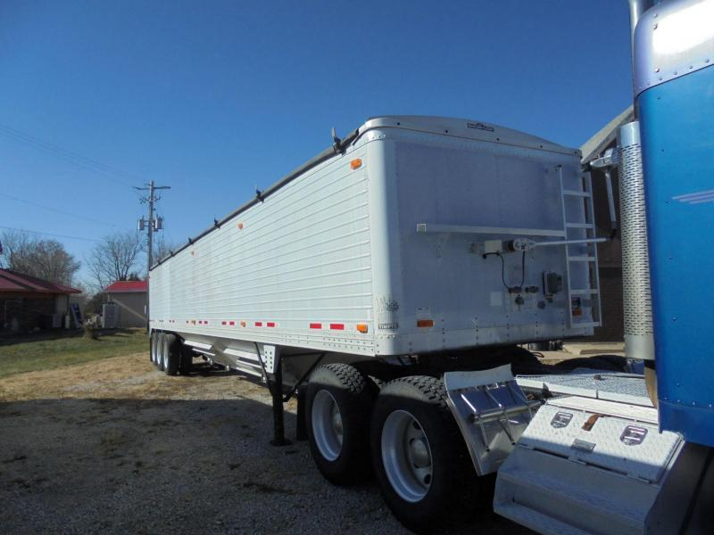 1995 Timpte 48' Triple Axle Grain Hopper