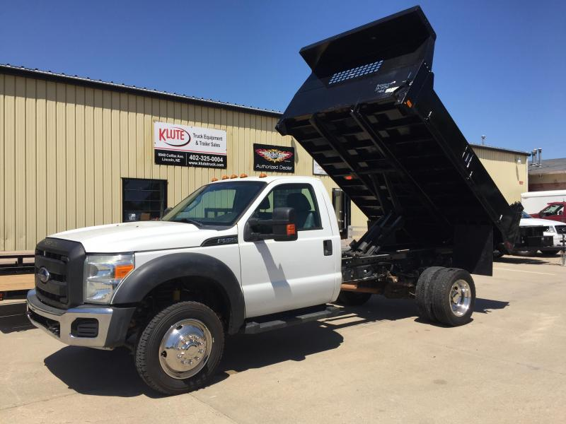2012 Ford F-550 Super Duty Truck