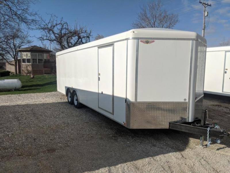 2020 H and H Trailer 101X24 HH R-TOP CARHAUL VNOSE 10K CARGO