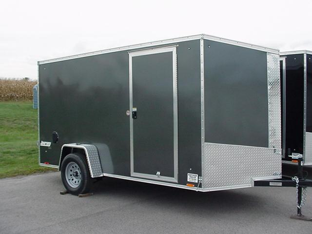 Pace American Journey SE 6' x 12' w/ Ramp and Ramp Extension