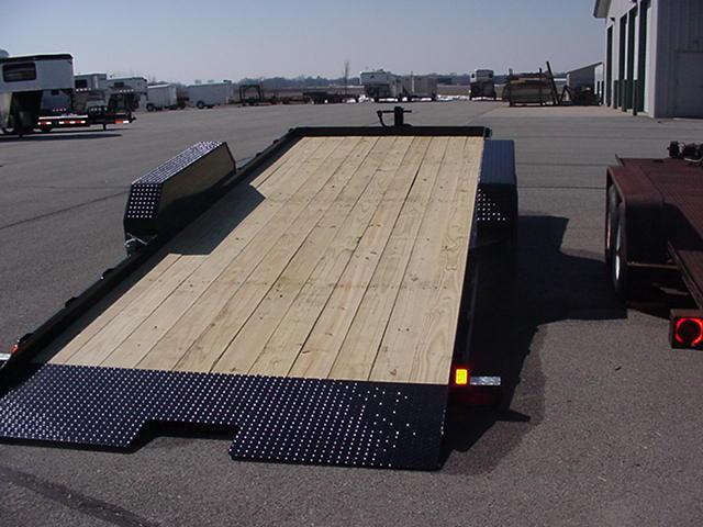 CornPro UT-20-AT 10K Full Bed Tilt Utility Trailer