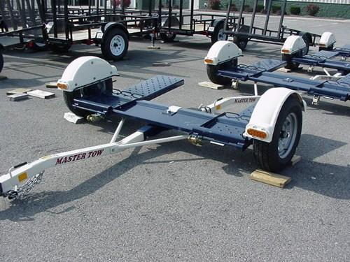 Master Tow 80THDEB Tow Dolly w/ Electric Brakes Tow Dolly