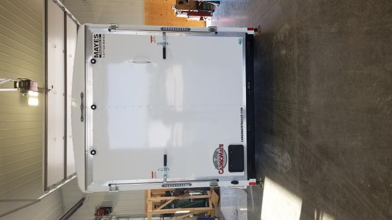 2020 7x14 TA Cargo Mate BL714TA2 Enclosed Cargo Trailer - Ramp Door - 6 Inch Additional Height - Torsion (GVW:  7000)