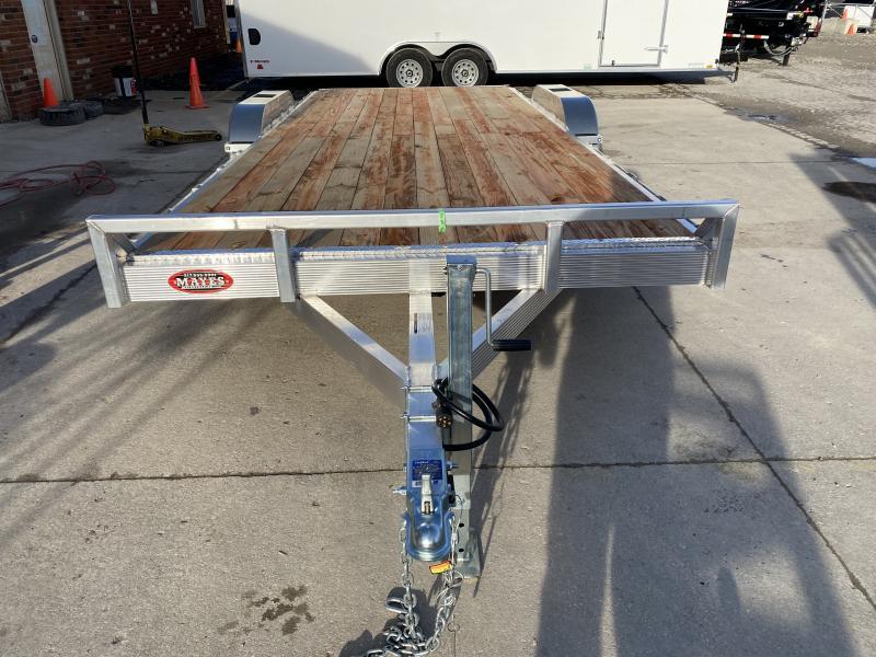 2020 20 Foot TA Sport Haven AOC2070T Car / Racing Trailer - Treated Wood Floor - Slide In Ramps (GVW:  7000)