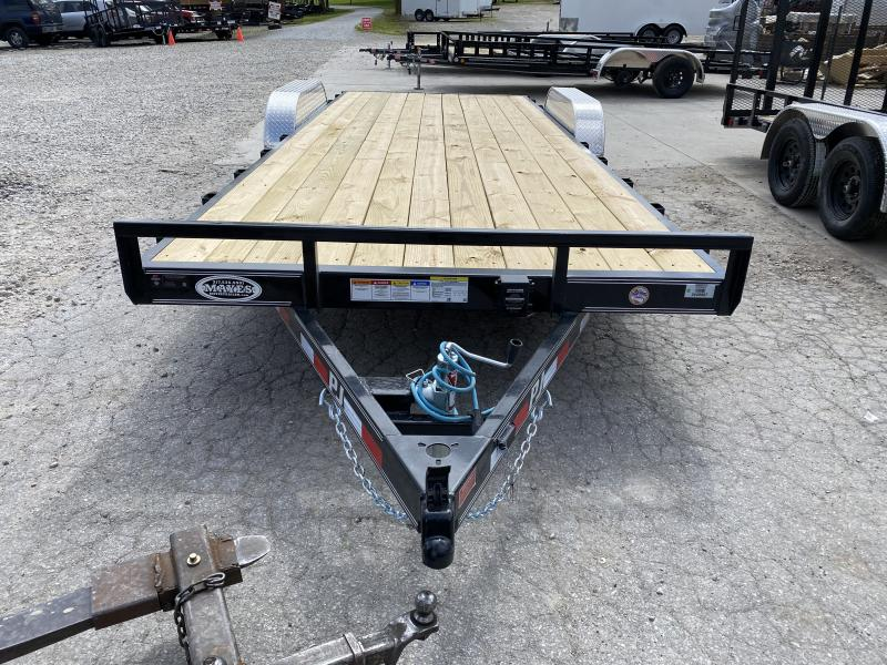 2020 PJ Trailers 83X22 (20+2) Channel Carhauler (C5) Car / Racing Trailer