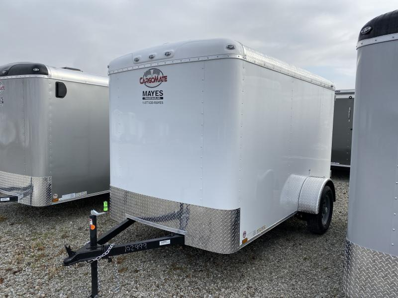 2020 6x10 SA Cargo Mate BL610SA Enclosed Cargo Trailer - Ramp Door (GVW:  2990)