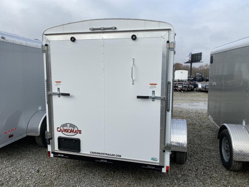 2020 6x10 SA Cargo Mate BL610SA Enclosed Cargo Trailer - Ramp Door (GVW:  2990)