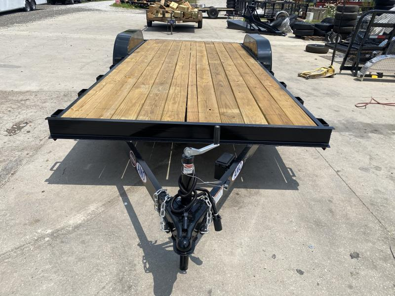 2020 AMO 82x20 18+2 AFB20BXWRD - 20' Carhauler Car / Racing Trailer