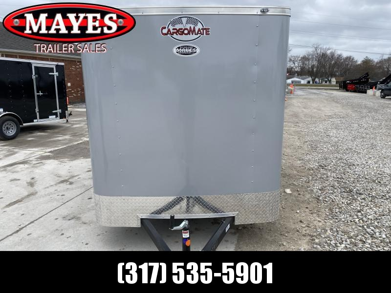 2020 Cargo Mate SS612SA Enclosed Cargo Trailer - Ramp Door - .030 Metal Upgrade - 6 Inch Additional Height (GVW:  2990)
