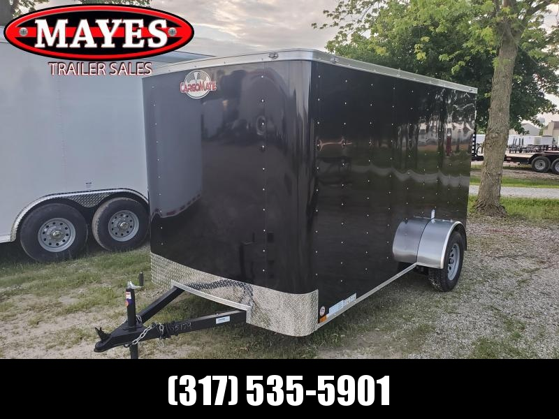 2021 Cargo Mate SS612SA Enclosed Cargo Trailer - Ramp Door - .030 Metal Upgrade - 6 Inch Additional Height (GVW:  2990)