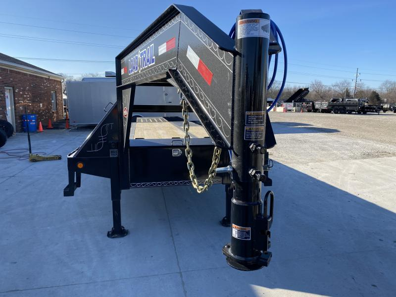 2020 102x32 22 10 Ta Gooseneck Load Trail Gl0232102 Equipment Trailer 10 Foot Hydraulic Dovetail Max Steps Front Tool Box Winch Plate Gvw 24000 Dump Utility Cargo And Flatbed Trailers For Sale In Indianapolis Indiana