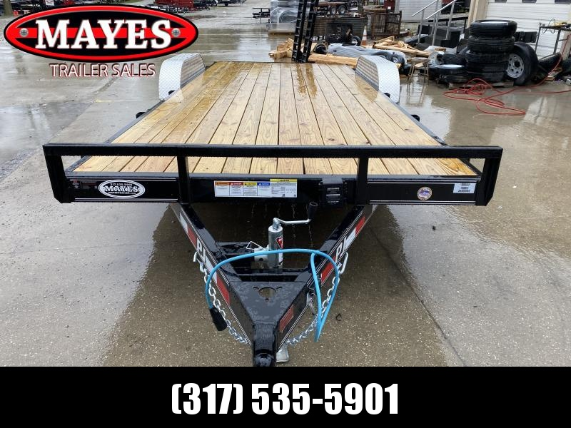 2020 PJ Trailers 83X18 (16+2) Channel Carhauler (C5) Car / Racing Trailer