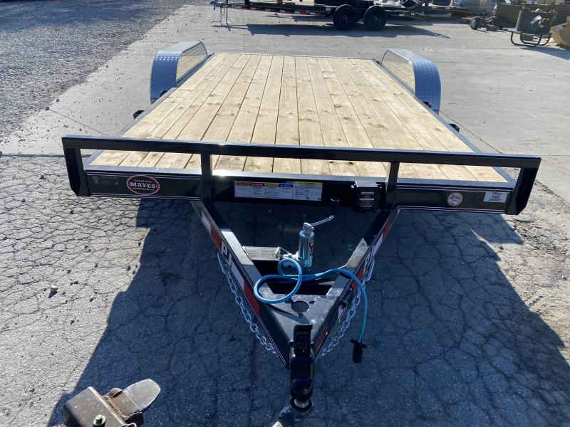 2020 PJ Trailers 83x16 (14+2) Channel Carhauler (C5) Car / Racing Trailer