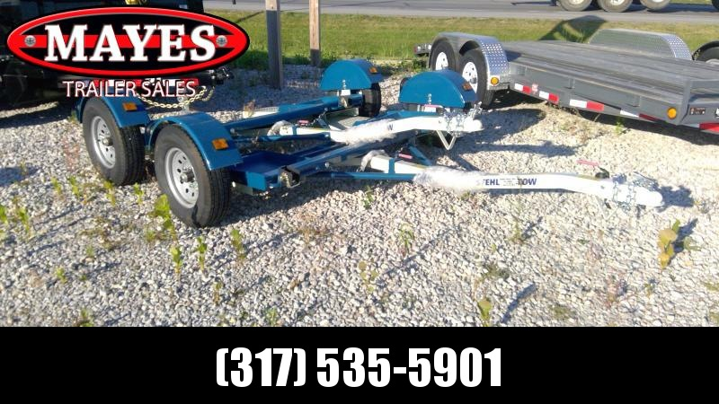 "2019 80"" Wide Stehl ST80TD Tow Dolly - Swivel Base - No Brakes (GVW:  2999)"