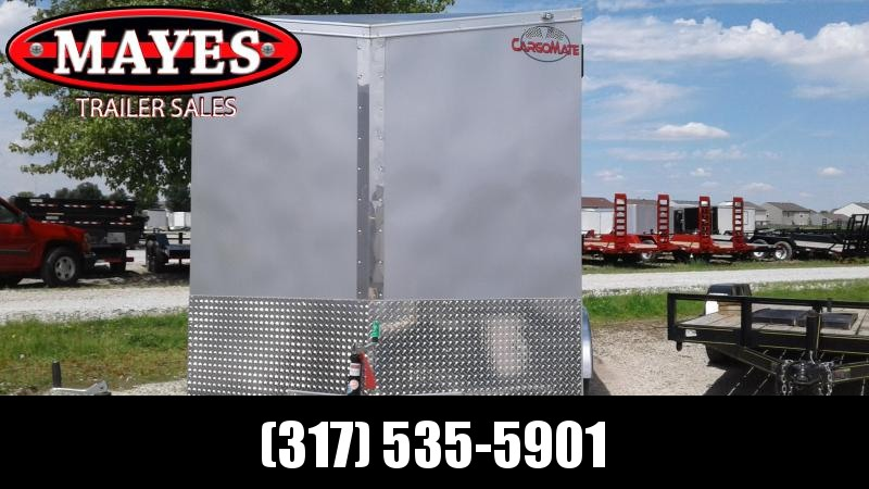 2019 7x14 TA Cargo Mate EHW714TA2 Enclosed Cargo Trailer - 6