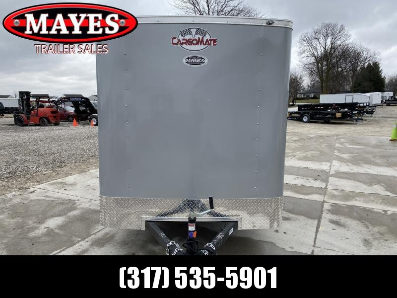 2021 Cargo Mate SS610SA Enclosed Cargo Trailer - Double Door - 6 Inch Additional Height - .030 Metal Upgrade (GVW:  2990)