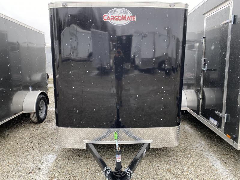 2020 6x10 SA Cargo Mate SS610SA Enclosed Cargo Trailer - .030 Metal Upgrade - Ramp Door - 6 Inch Additional Height (GVW:  2995)