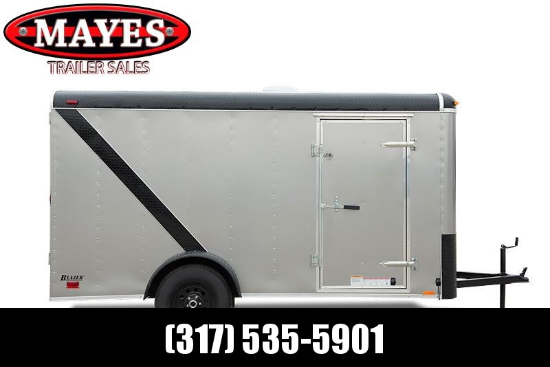 2020 Cargo Mate BL612SA Enclosed Cargo Trailer
