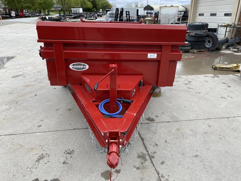"2020 5x10 Load Trail - DT6010032 - 18"" Dump Sides W/18"" 3 Way Gate -Side Mount Ramps 58"" X 12"" - Scissor Hoist - Tarp Kit - Spare Tire and Mount (GVW:  7000)"