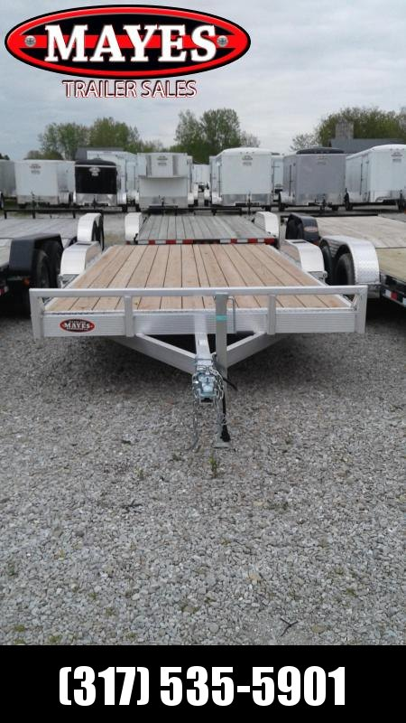 2020 18 Foot TA Sport Haven AOC1870T Car / Racing Trailer - Treated Wood Floor - Slide In Ramps (GVW:  7000)