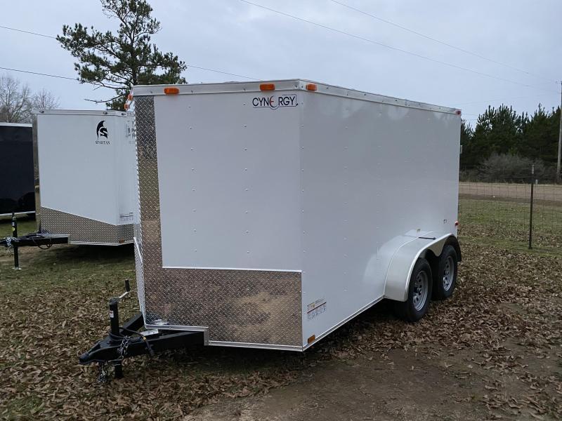 2020 Cynergy Cargo Basic CCL712TA Enclosed Cargo Trailer