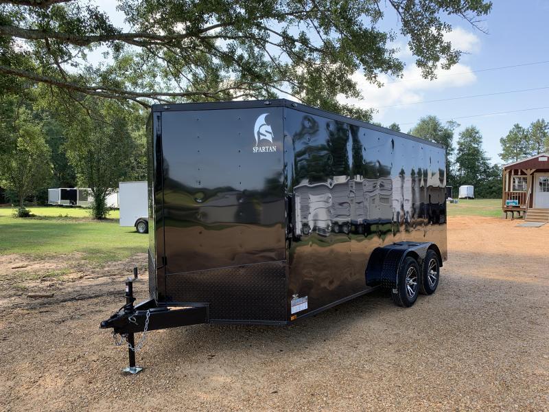 2020 Spartan S7X16TA Enclosed Cargo Trailer