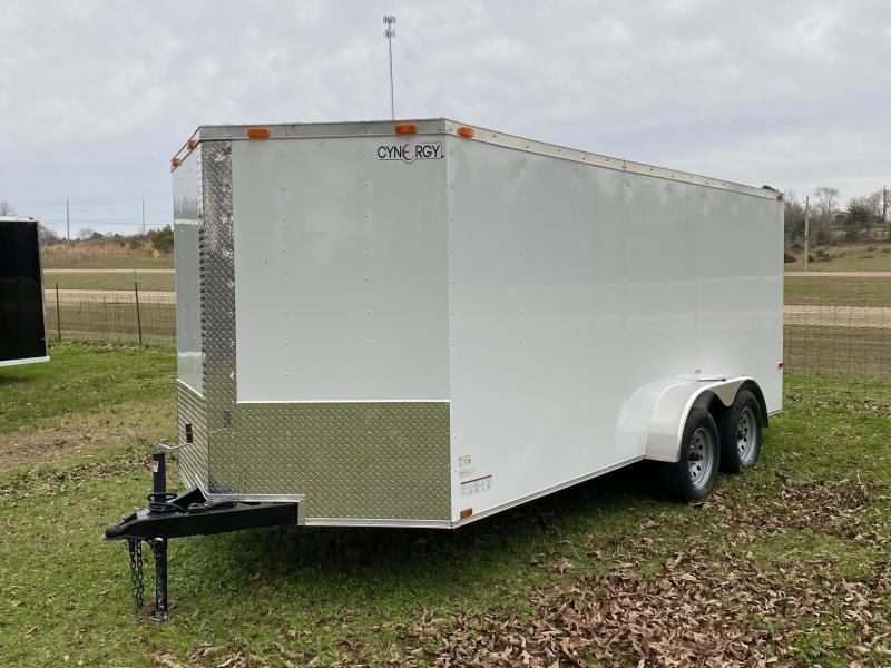 2020 Cynergy Cargo Basic CCL716TA Enclosed Cargo Trailer